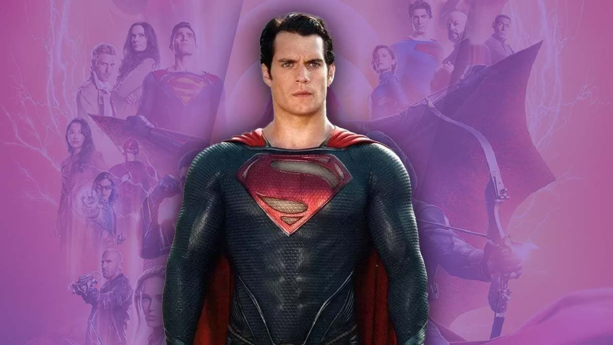 CW wants Henry Cavill for a guest appearance in Arrowverse