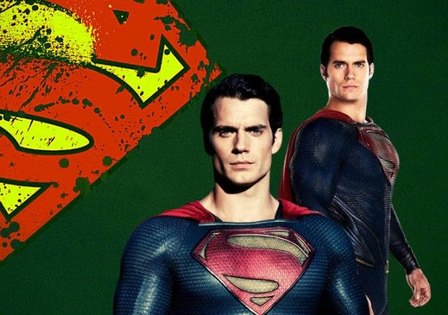 Henry Cavill Superman DC