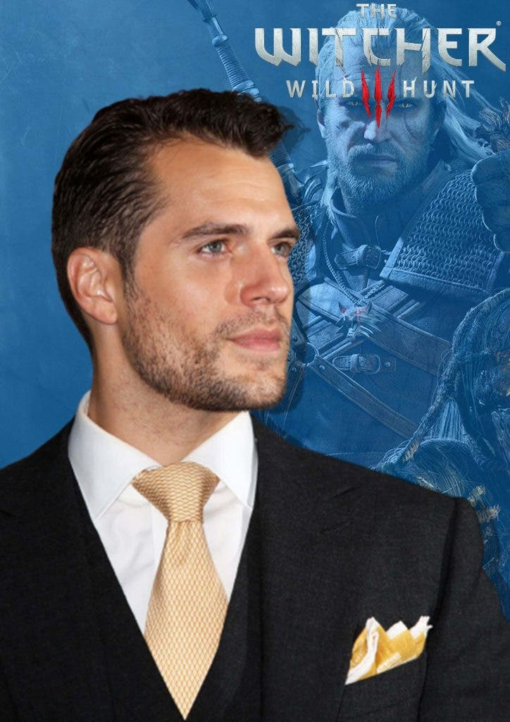 Henry Cavill's obsession with 'The Witcher'