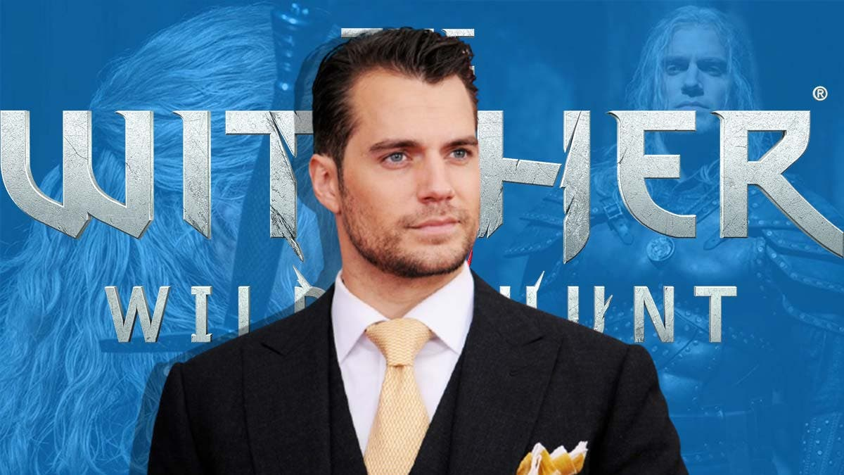 Henry Cavill forced his way into playing Geralt in 'The Witcher'