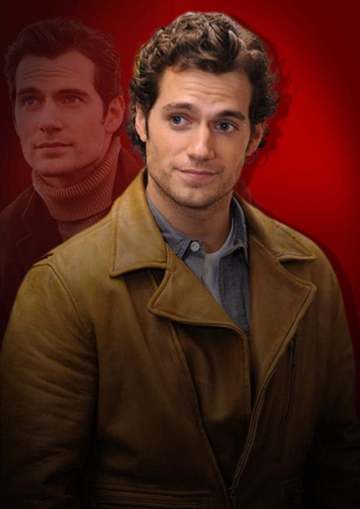 What projects does Henry Cavill have in his basket?