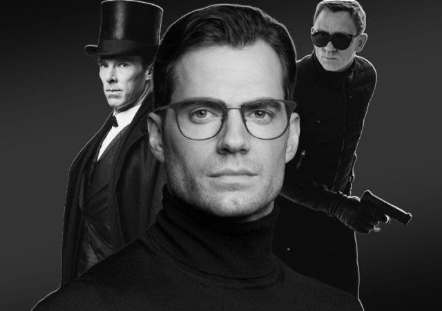 Henry Cavill to play James Bond