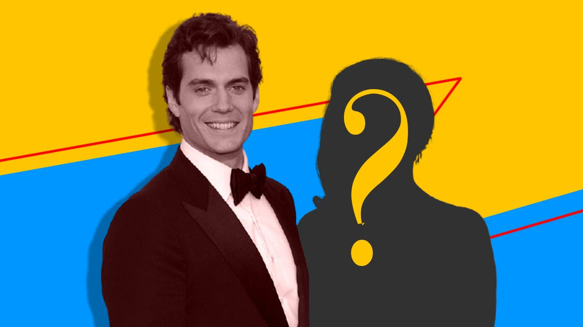 Before you see Henry Cavill's new pictures with his lady love, call the fire brigade
