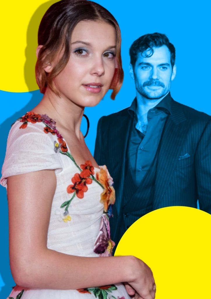 Millie Bobby Brown hates Henry Cavill for this reason