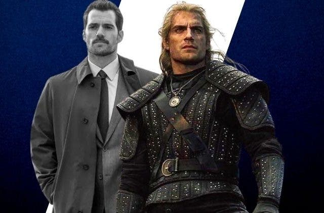Henry Cavill Mission Impossible or The Witcher