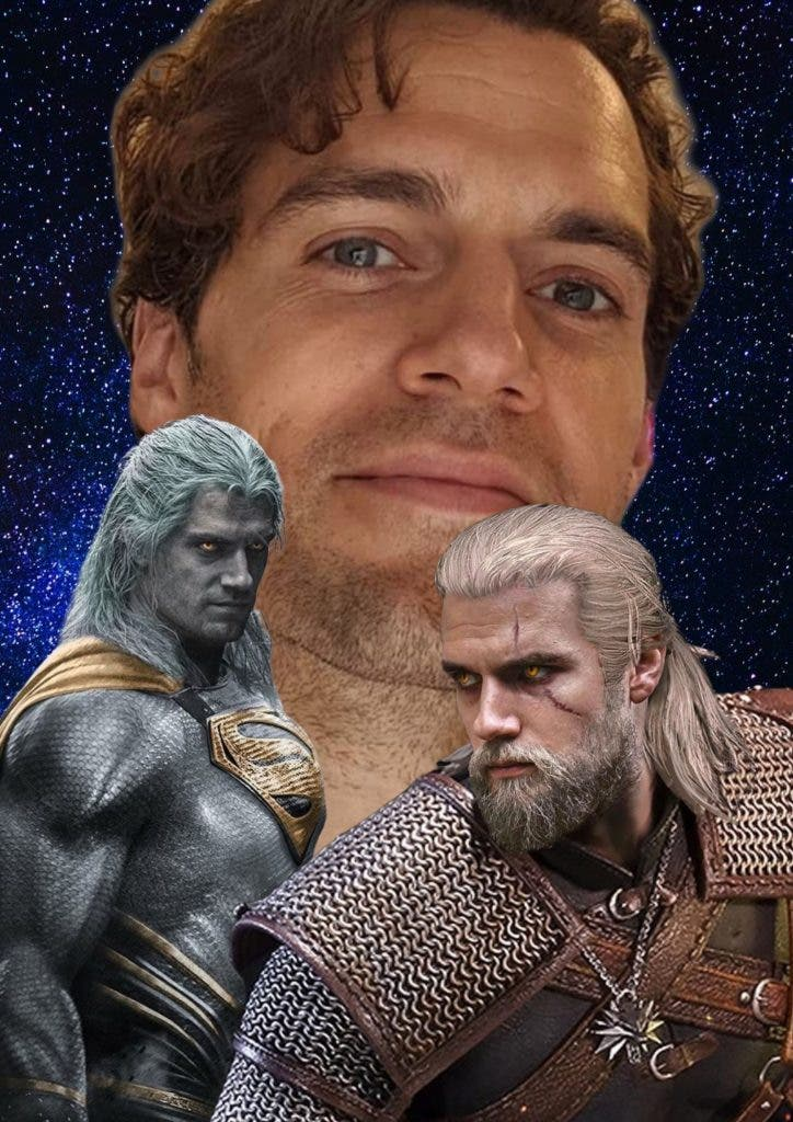 The Witcher was Henry Cavill's biggest mistake