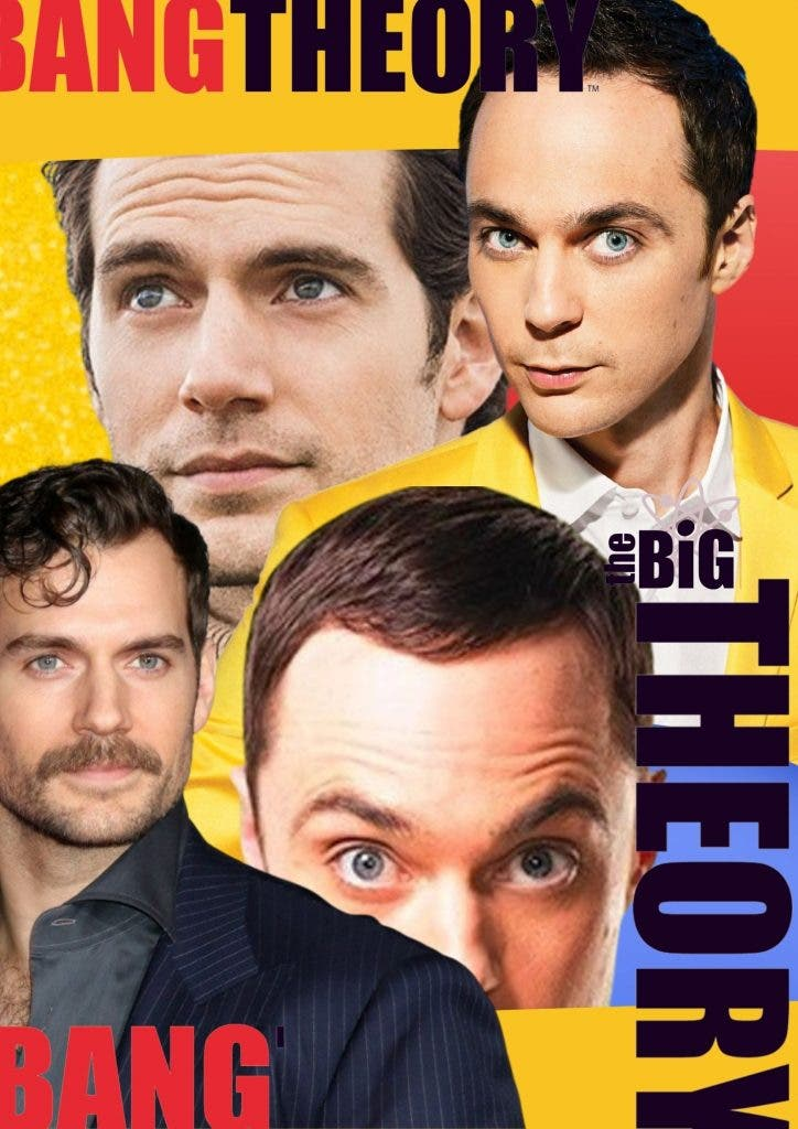 Henry Cavill is obsessing over Jim Parsons since 'The Big Bang Theory' began