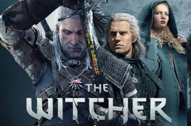 Henry Cavill Replaced in The Witcher