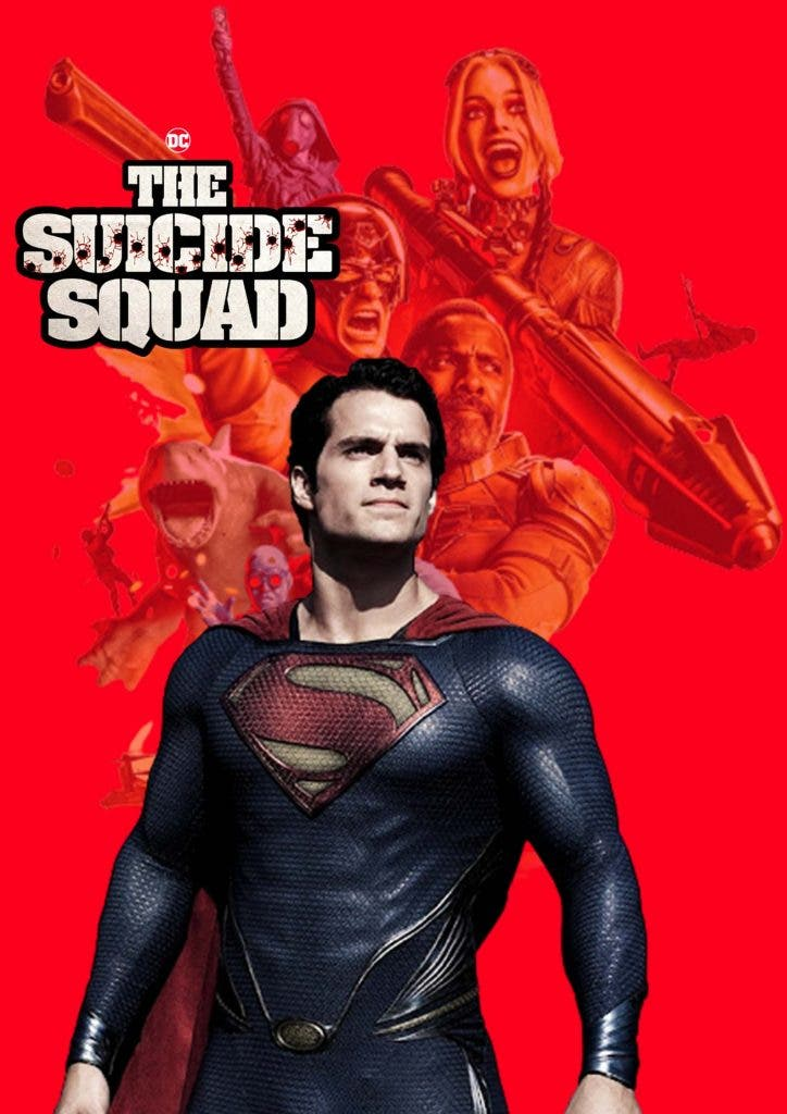 Henry Cavill's Last Hope As Superman Is A Cameo In 'The Suicide Squad'