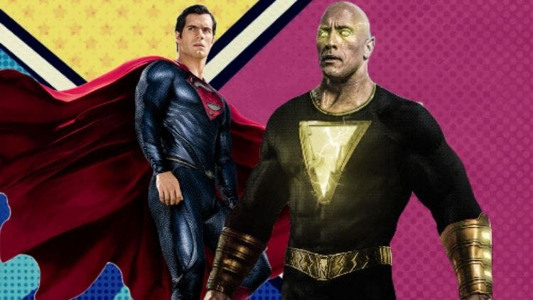 Dwayne Johnson Is Working Overtime To Get Back Henry Cavill As Superman In Black Adam