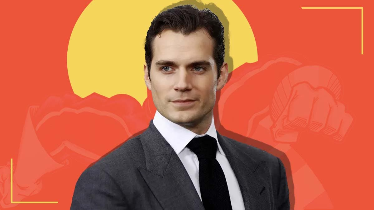 Henry Cavill in Marvel's next project