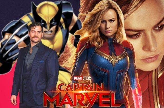 Henry Cavill The Next Wolverine In Captain Marvel 2