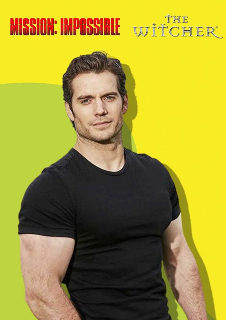The Mission Impossible and Henry Cavill