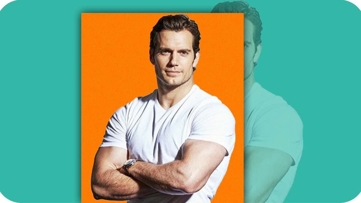 Henry Cavill Looks In The Witcher