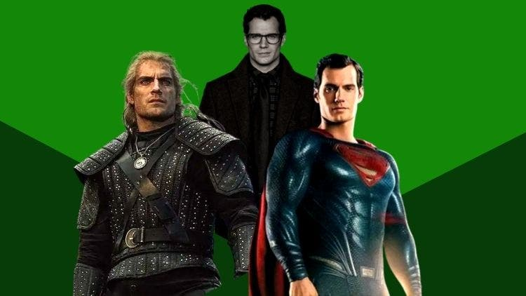 Henry Cavill Makes A Tough Choice Between Superman And The Witcher
