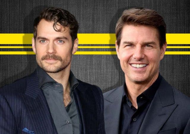 Henry Cavill Tom Cruise
