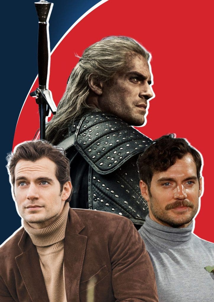 Henry Cavill is not returning in The Witcher 2