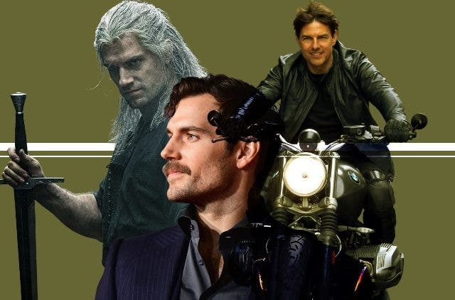 Henry Cavilll The Witcher Tom Cruise MI