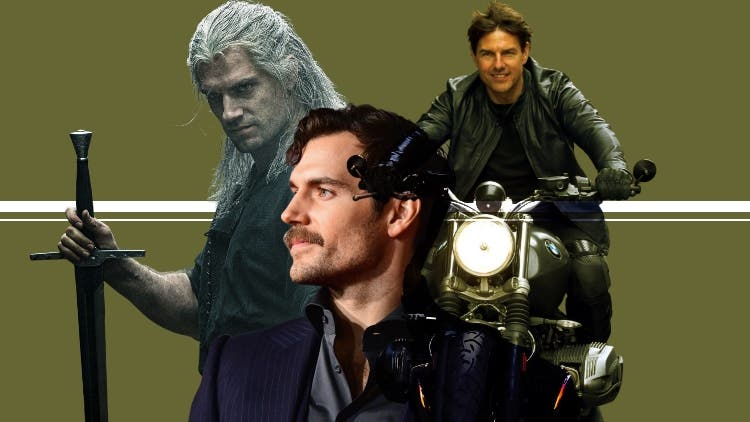 Henry Cavill Reveals MI 7 Co-star Tom Cruise Helped Him In Playing Geralt In The Witcher