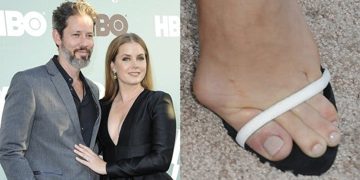 Pretty 🏆 celebrities feet with Here's What