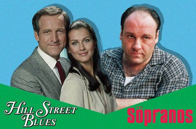 Hill Street Blues' reboot Vs 'The Sopranos
