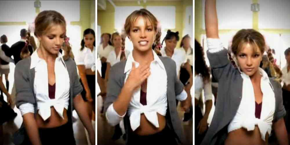Hit Me Baby One More Time Britney Spears DKODING