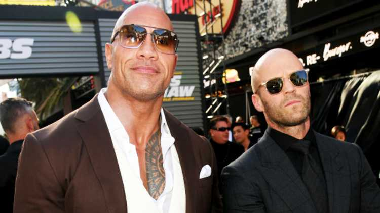Hobbs-&-Shaw-The-Rock-Jason-Statham-Premiere-Hollywood-Entertainment-DKODING