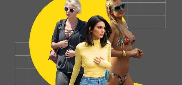 Hollywood Celebrities Proud Of Their Smnall Breasts
