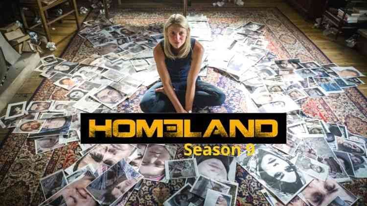 Makers Drop Major Hint For Homeland Season 9