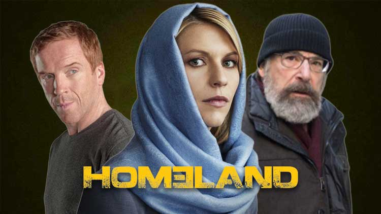 American Spy Thriller Homeland Renewed For Season 9