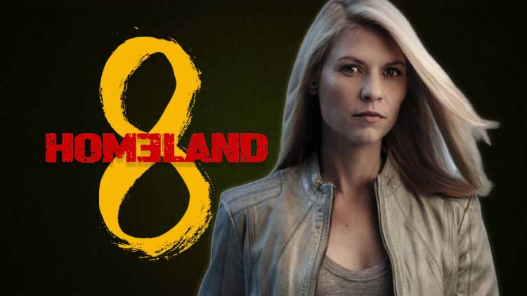 Homeland Will Land It's New Home For The Final Season