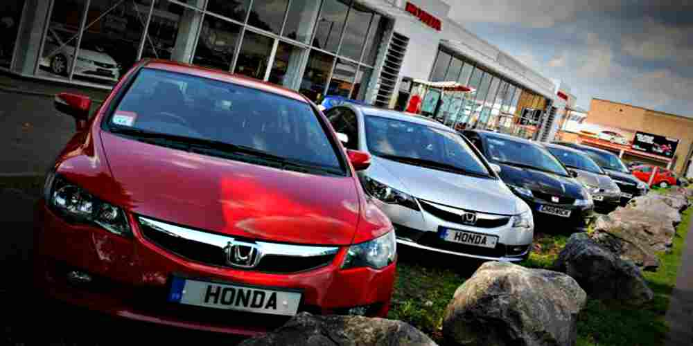 Honda-Cars-India-Domestic-Sales-Fall-August-Industry-Business-DKODING
