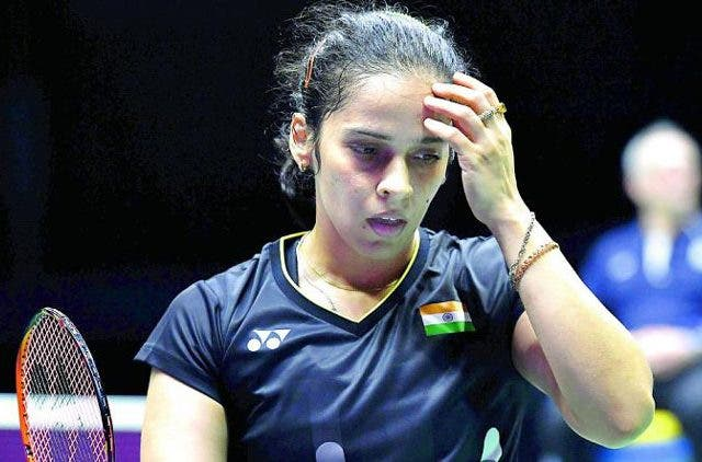 Hong Kong Open: Saina Nehwal knocked out