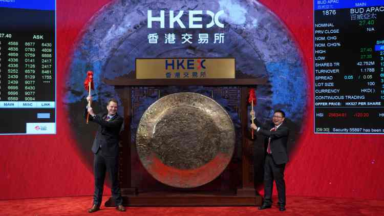 Hong-Kong-Stock-Exchange-Drops-Its-Bid-For-London-Stock-Exchange-Economy-Money-Markets-Business-DKODING