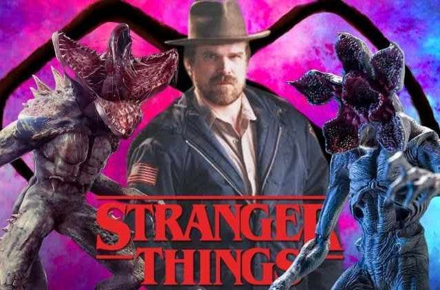 Stranger Things Hopper DKODING