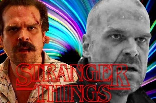 Hopper Stranger Things 4 DKODING