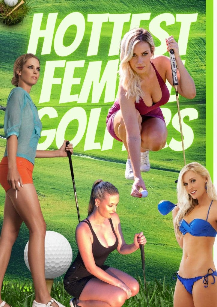 World's Top 11 Hottest Female Golfers