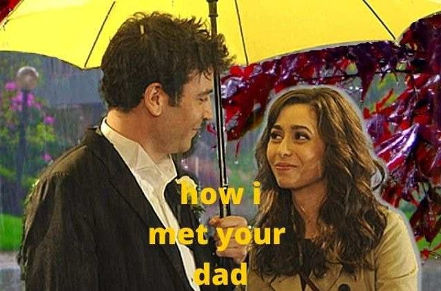How i met your dad DKODING