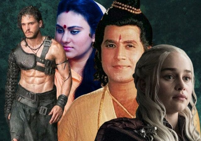 This Is How Ramayana Broke Game Of Thrones Record