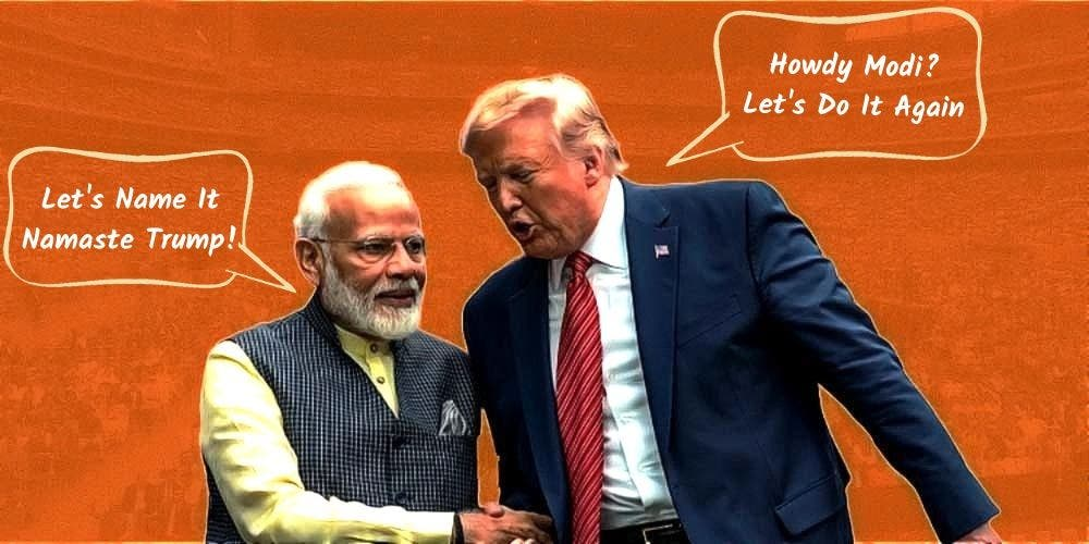Glaring Differences That Make Namaste Trump A Bigger Publicity Stunt Than Howdy Modi