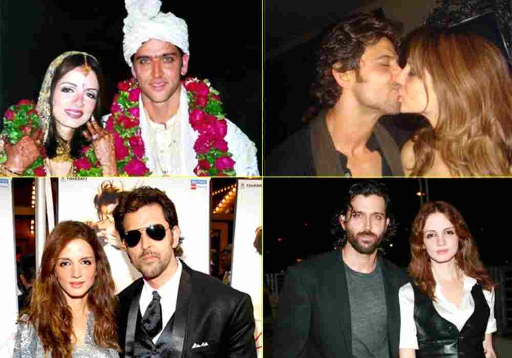 Hrithik Roshan and Sussane's divorce amount