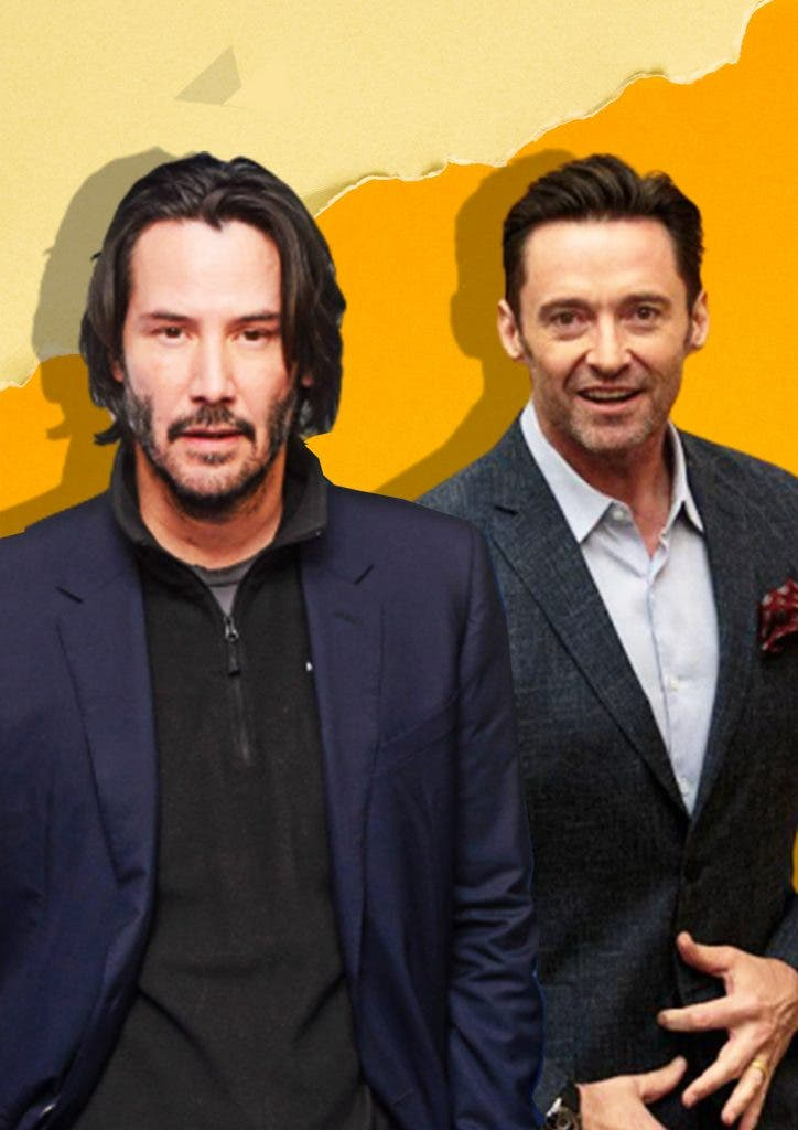 Keanu Reeves is jealous of Hugh Jackman