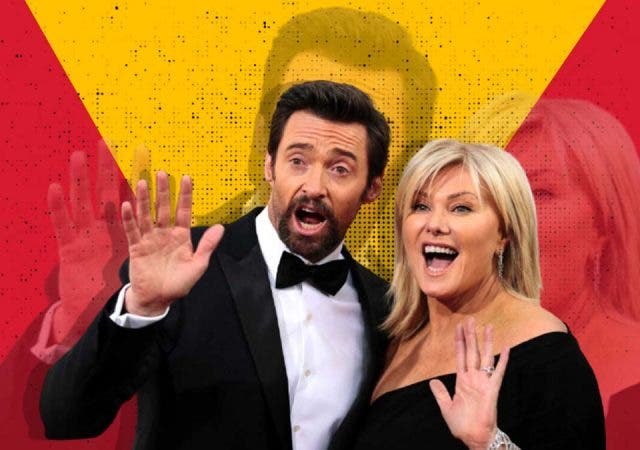 Hugh Jackman fighting with his wife over moving to Australia?