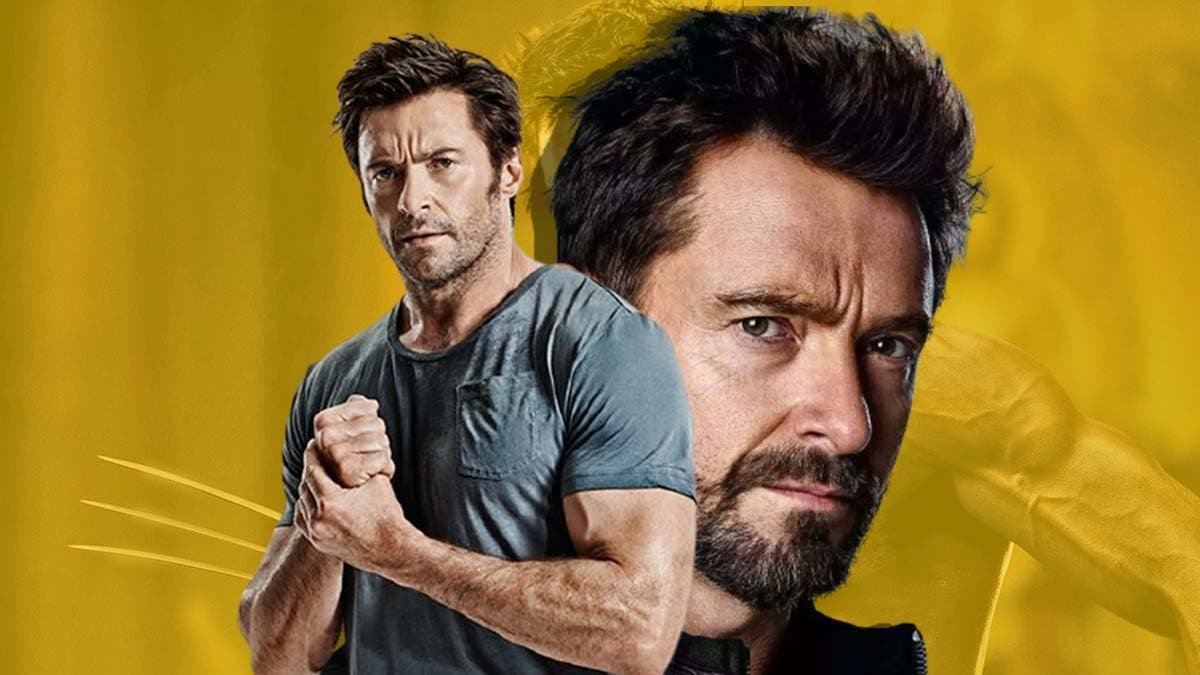 Hugh Jackman couldn't control his emotions after reprising his role as MCU's Wolverine