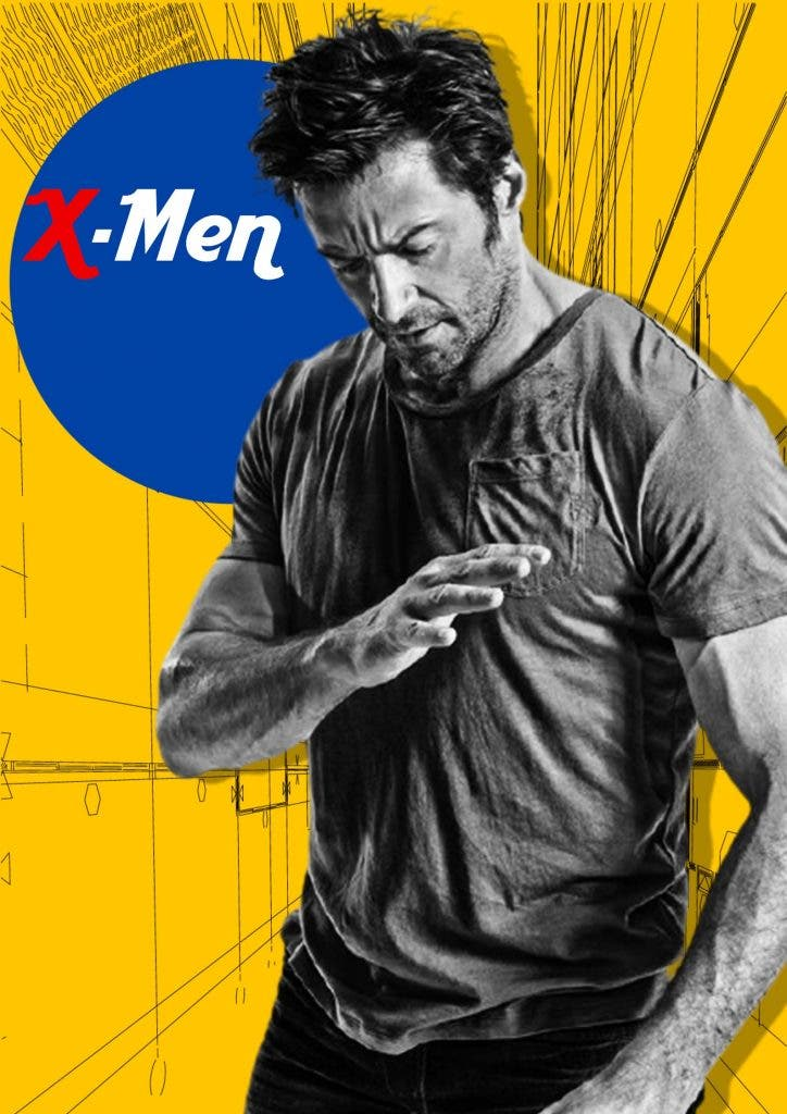 Courageous Hugh Jackman faced daunting challenges during 'X-Men' without any complaints