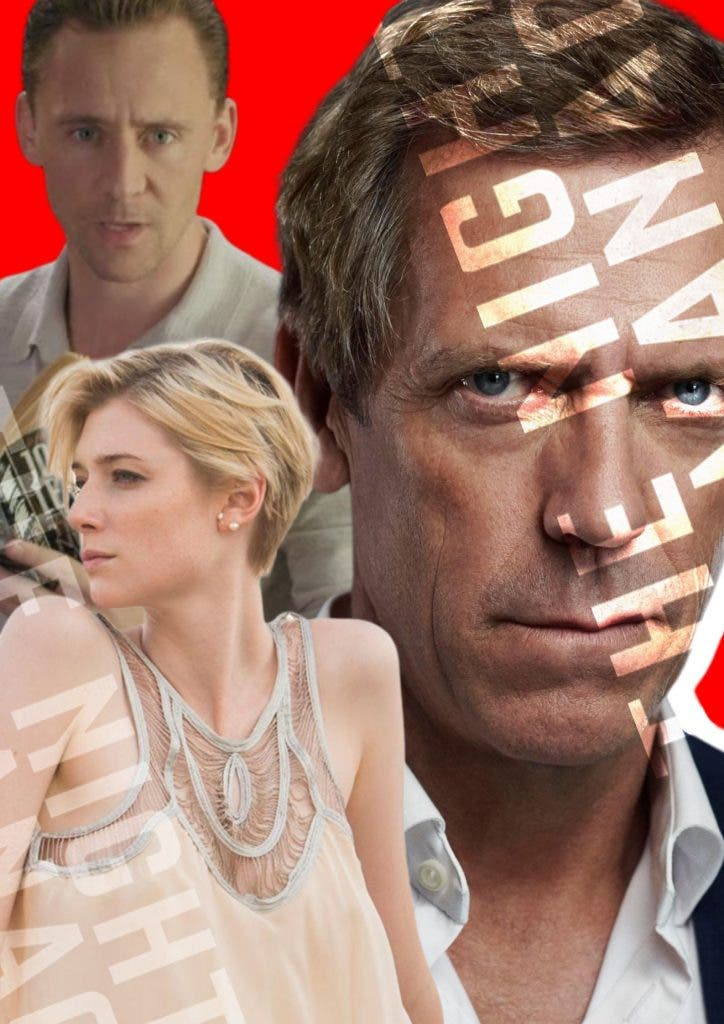 Hugh Laurie The Night Manager