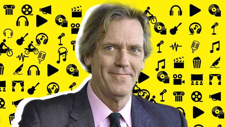 Hugh-Laurie-The-Master-of-Disguise-Dkoding-Hugh-Laurie-Dkoding-Entertainment-Dkoding-Hollywood