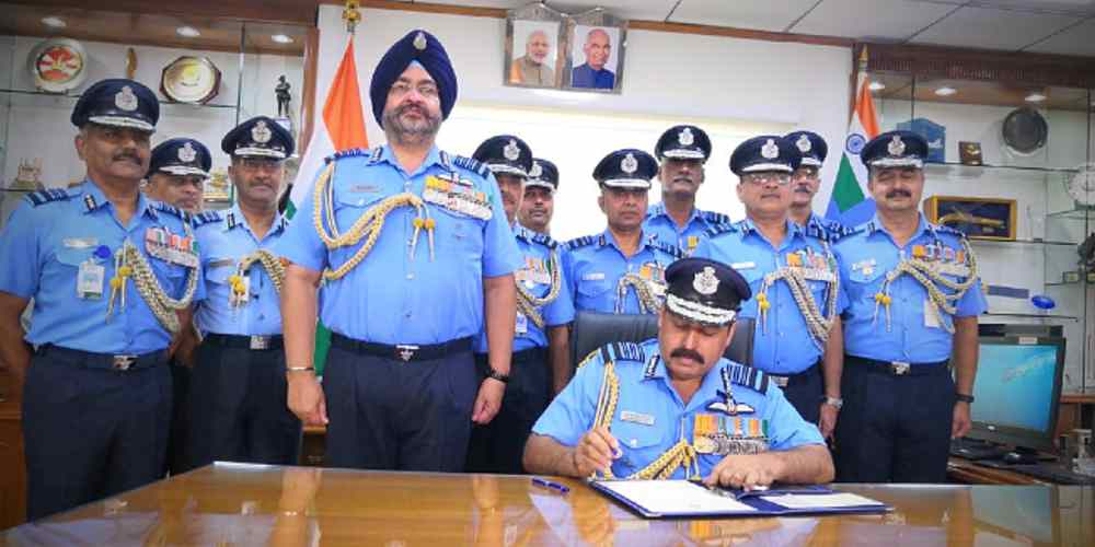 Air Marshal RKS-Bhadauria More DKODING
