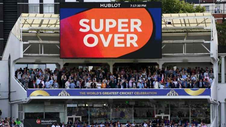 ICC Super Over Rule Cricket Sports DKODING