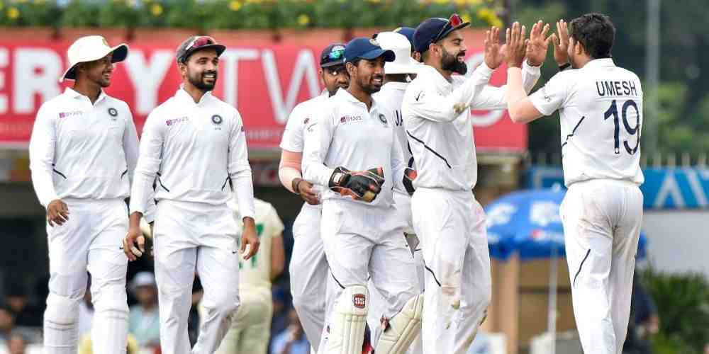 India South Africa Test Cricket Sports DKODING